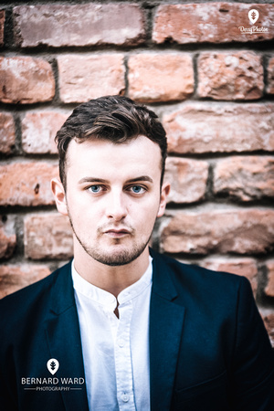 Conor McGinty Singer from Derry - Xfactor contestant 2016