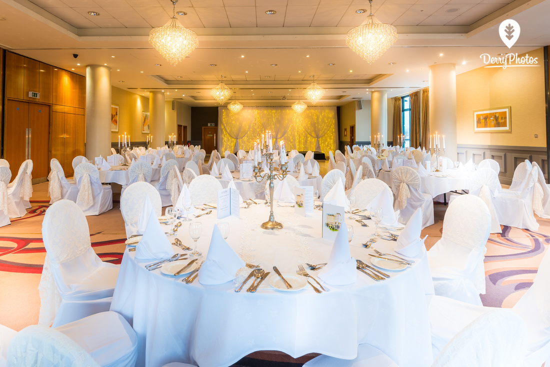 City Hotel Wedding Venue - Ballroom