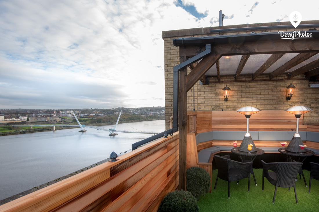 City Hotel Derry - Wedding and lifestyle ballroom and rooftop bar-4496