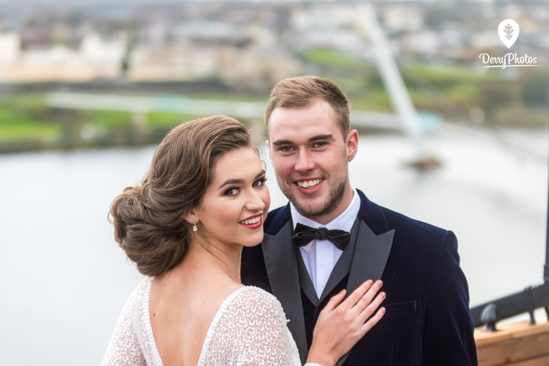 City Hotel Derry - Wedding and lifestyle ballroom and rooftop bar-4670
