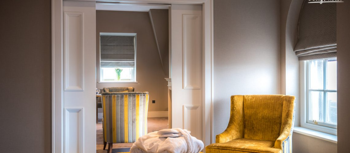 Offical Interior design photographers for one of the UK's top hotels