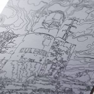 culmore point derry colouring page